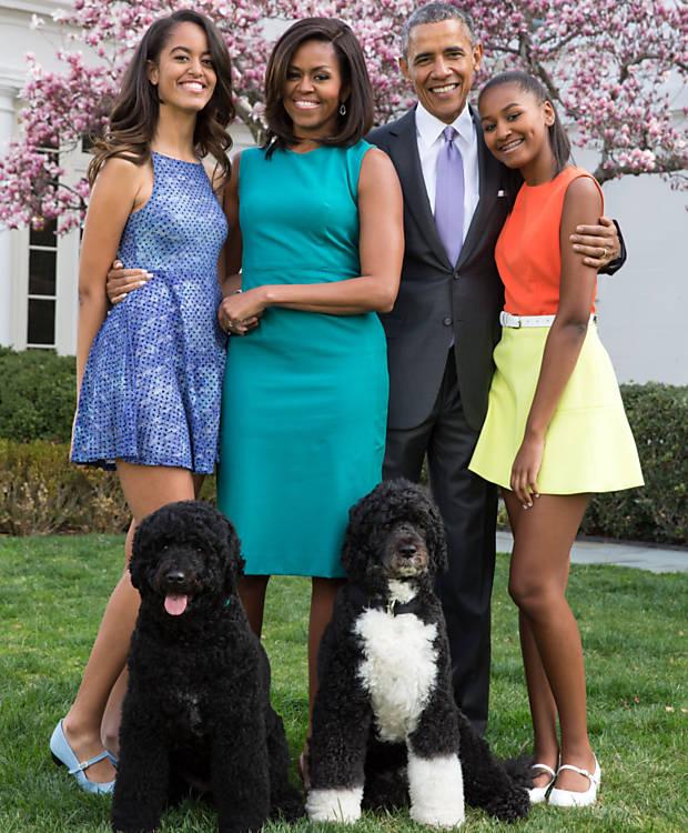 Pets na Casa Branca