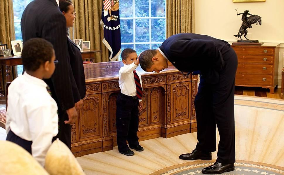 O outro Obama