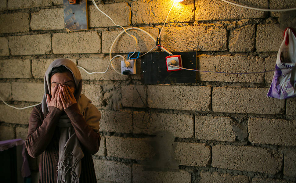 Os yazidis no norte do Iraque