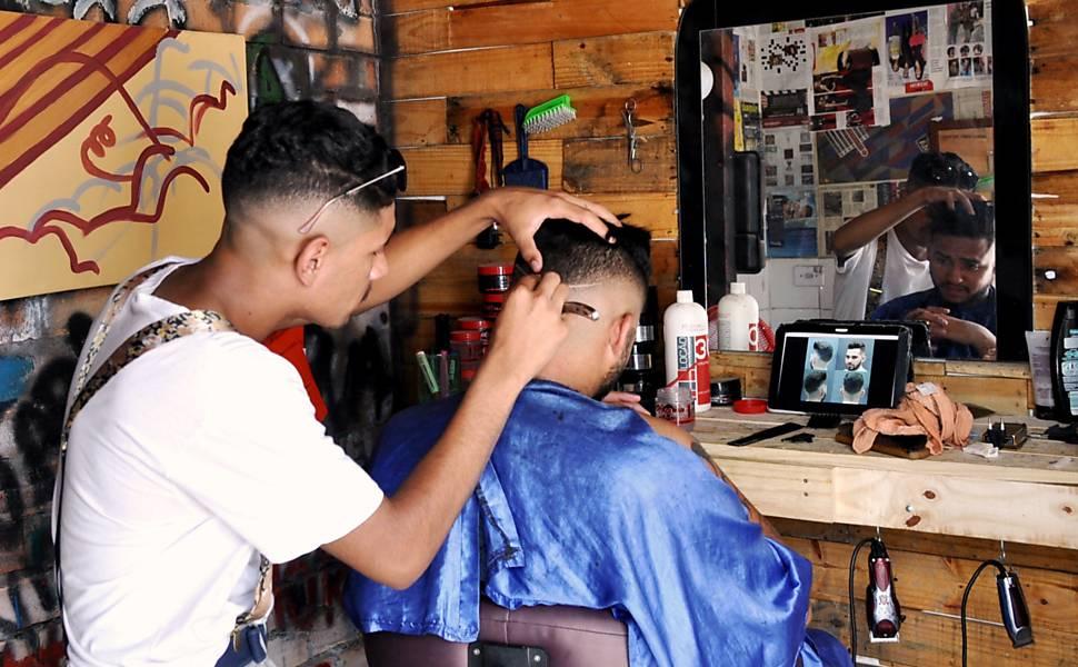 Jel Barbearia em Santo André