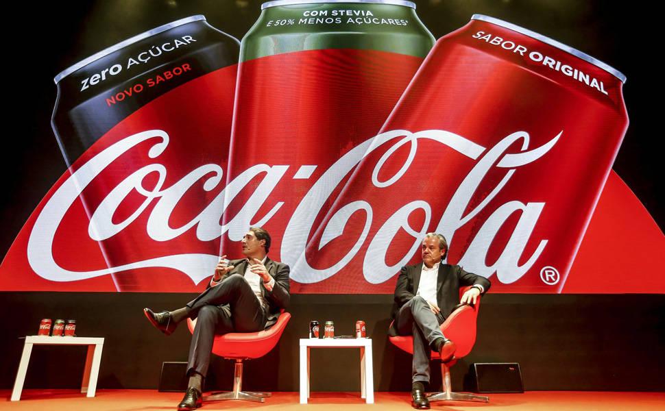 Coca-Cola anuncia novas embalagens