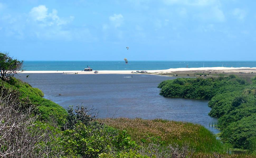 Aquiraz, no litoral do Ceará