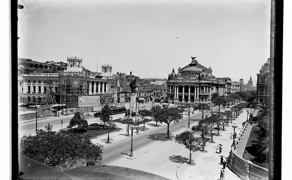 Rio nos anos 1910 a 1940