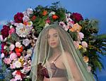 Com esta imagem, Beyoncé anunciou a gravidez de gêmeos