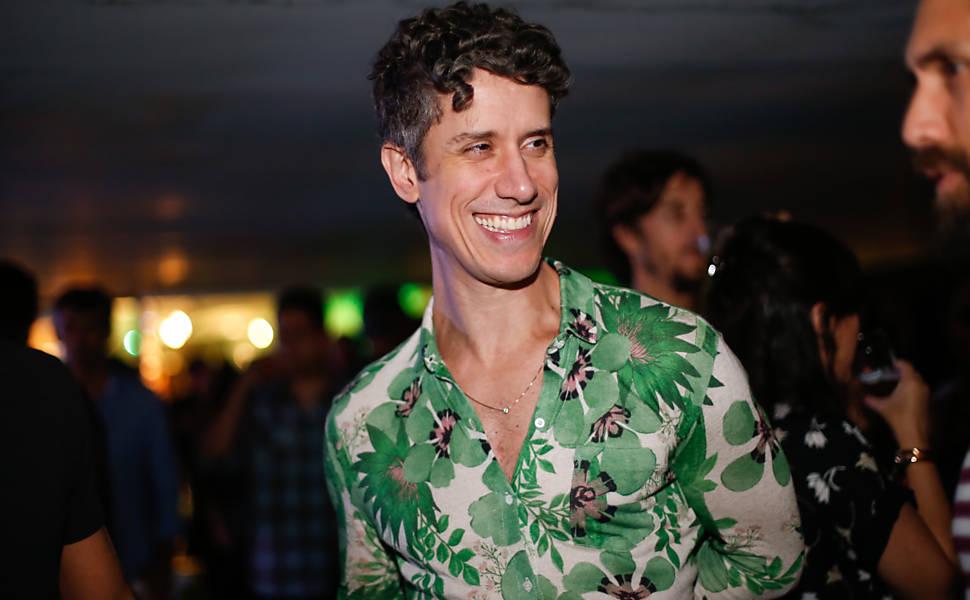 Abertura da festa The Art of Heineken