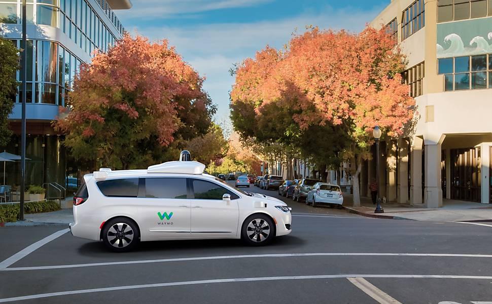 Google e os carros sem motorista