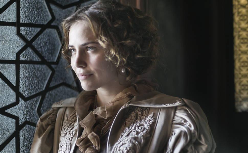 Letícia Colin em 'Novo Mundo'
