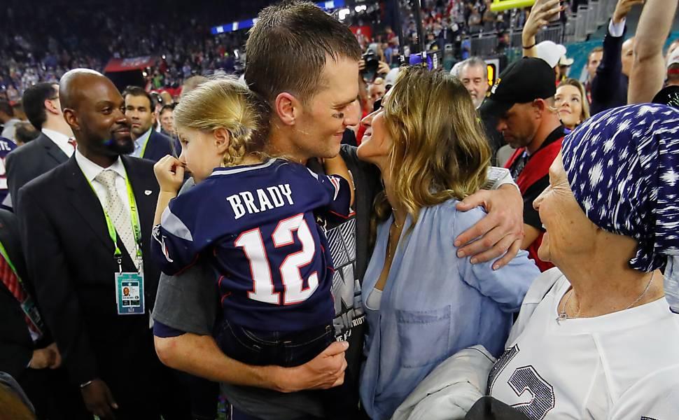 Isto é Tom Brady