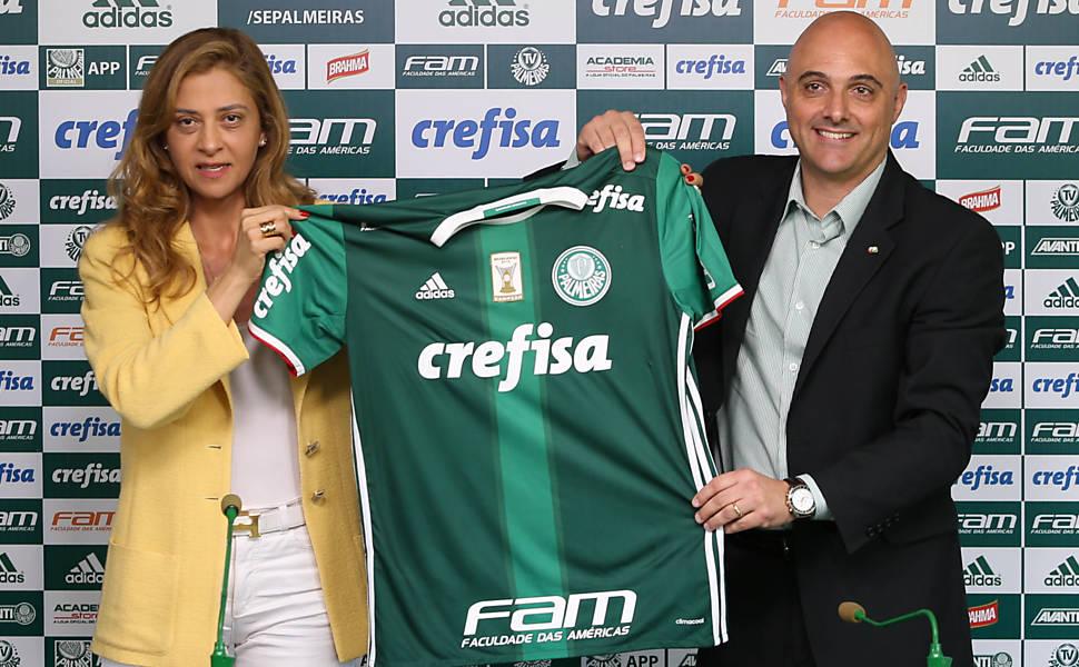 Dona da Crefisa rompe com Mustafá e admite plano para presidir Palmeiras 3f8989dc18986