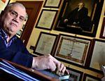 Em 1º de fevereiro, Luciano Baietti, 70, concluiu seu 15° curso universitário