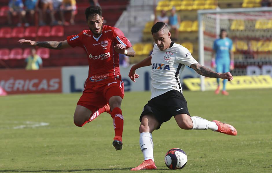 Jogo Corinthians x Audax
