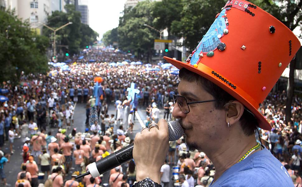 Bloco Monobloco no Rio