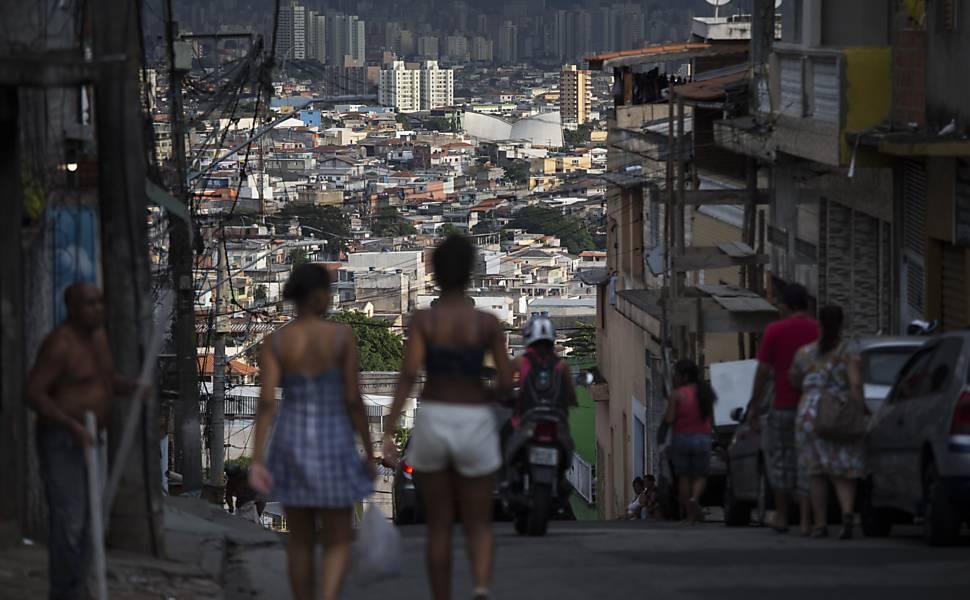 Brasilândia - distrito da zona norte sofre com falta de infraestrutura