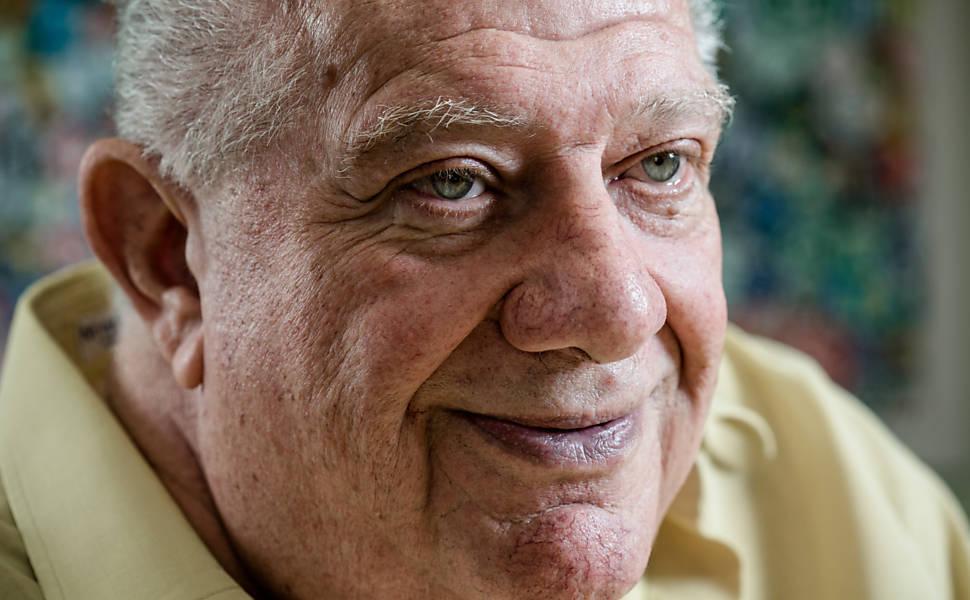 Mustaf� Contursi, ex-presidente do Palmeiras
