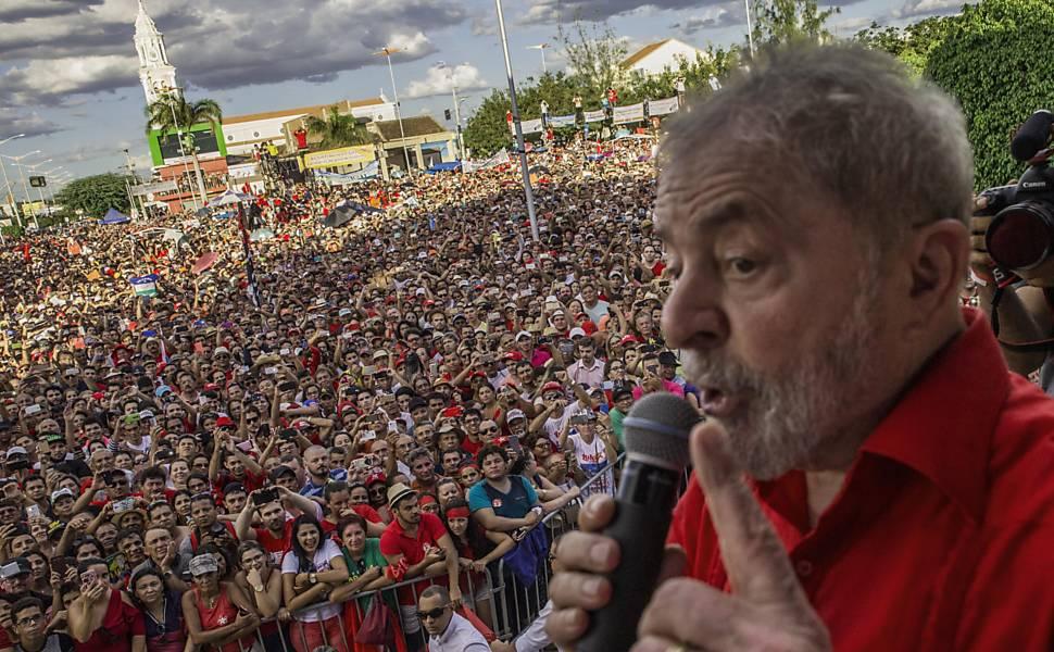 Lula e Dilma vão a inauguração da transposição do São Francisco