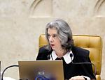 Ministra Cármen Lúcia - Presidente: natural de Montes Claros, em Minas Gerais, foi indicada por Lula