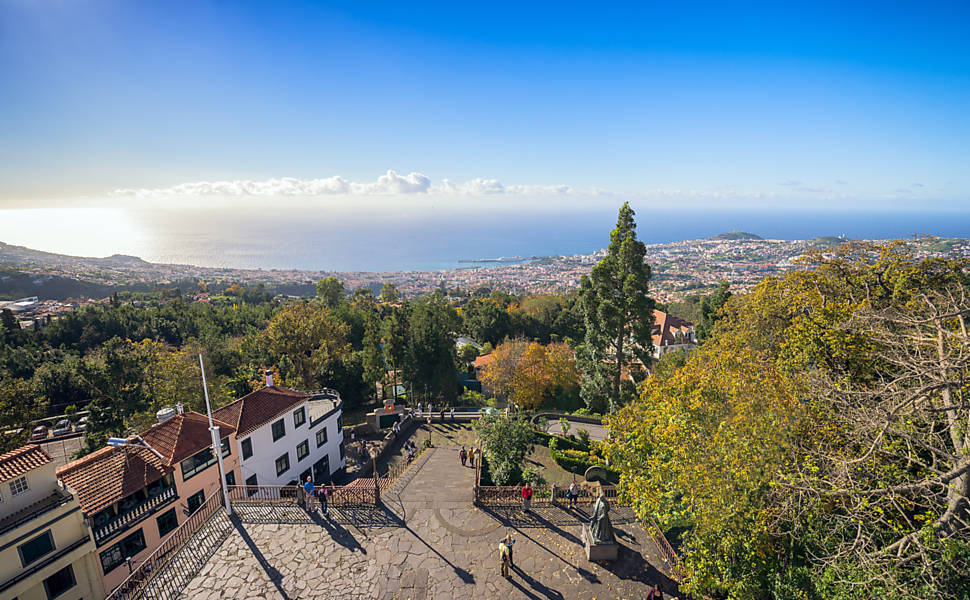 Funchal, na ilha da Madeira