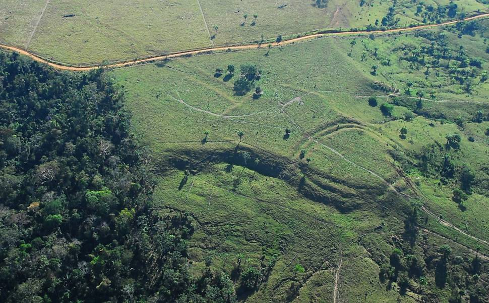 Geoglifos na Amazônia