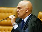 Ministro Alexandre de Moraes: natural de São Paulo (SP), foi indicado por Michel Temer