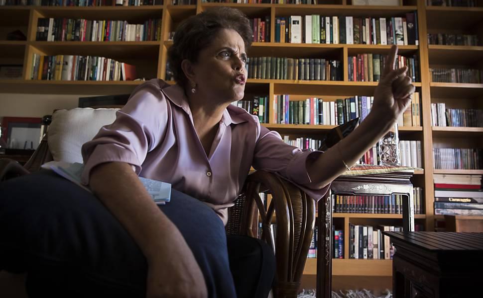 Entrevista com Dilma Rousseff