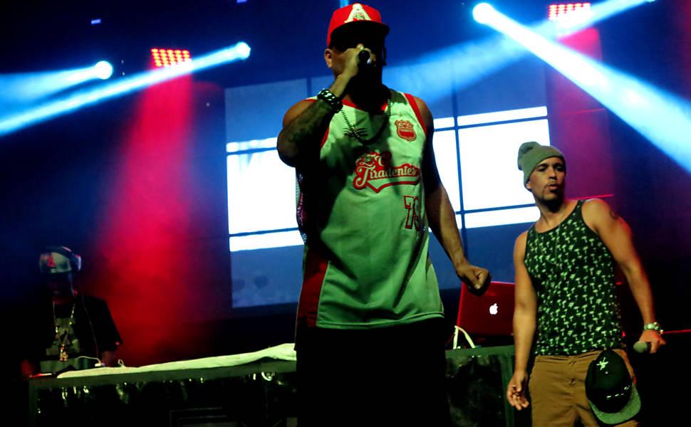 Rapper Dexter comemora 6 anos de liberdade