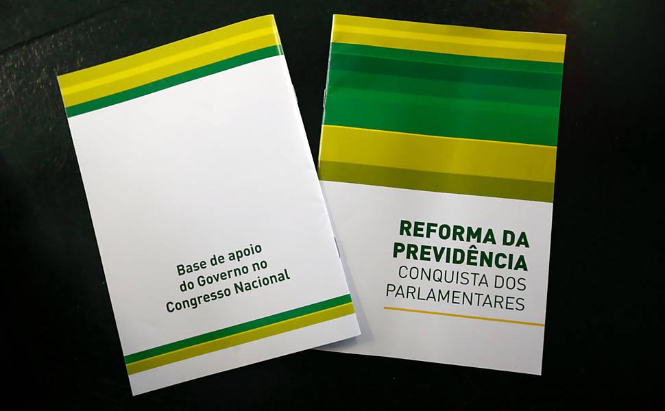 Reforma da Previd�ncia e os principais pontos