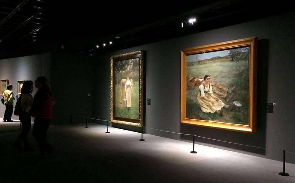 Exposição em Taiwan