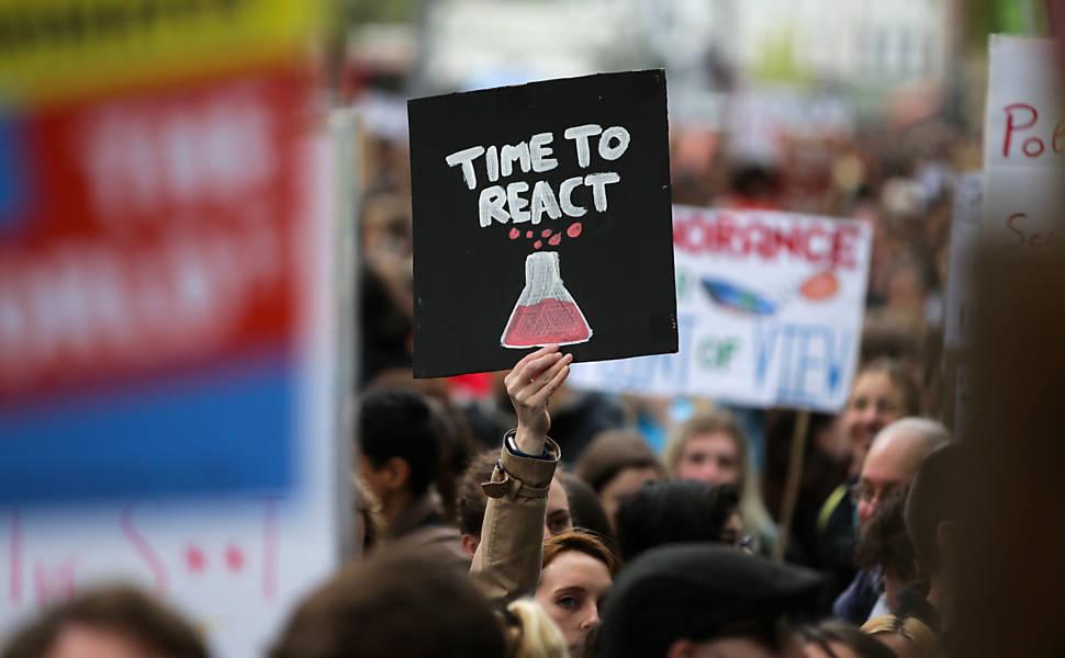 Marchas pela Ciência