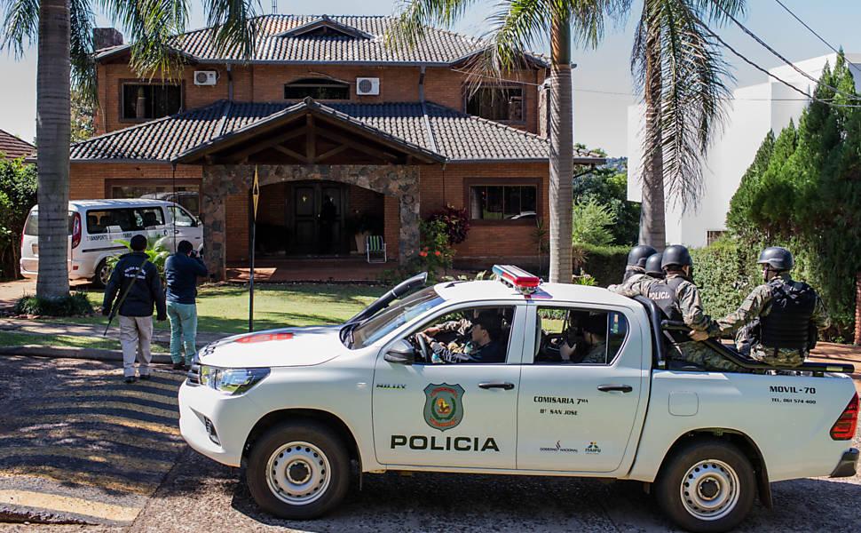 Mega-assalto no Paraguai