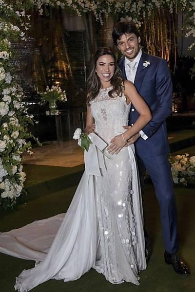 Casamento de Patrícia Abravanel