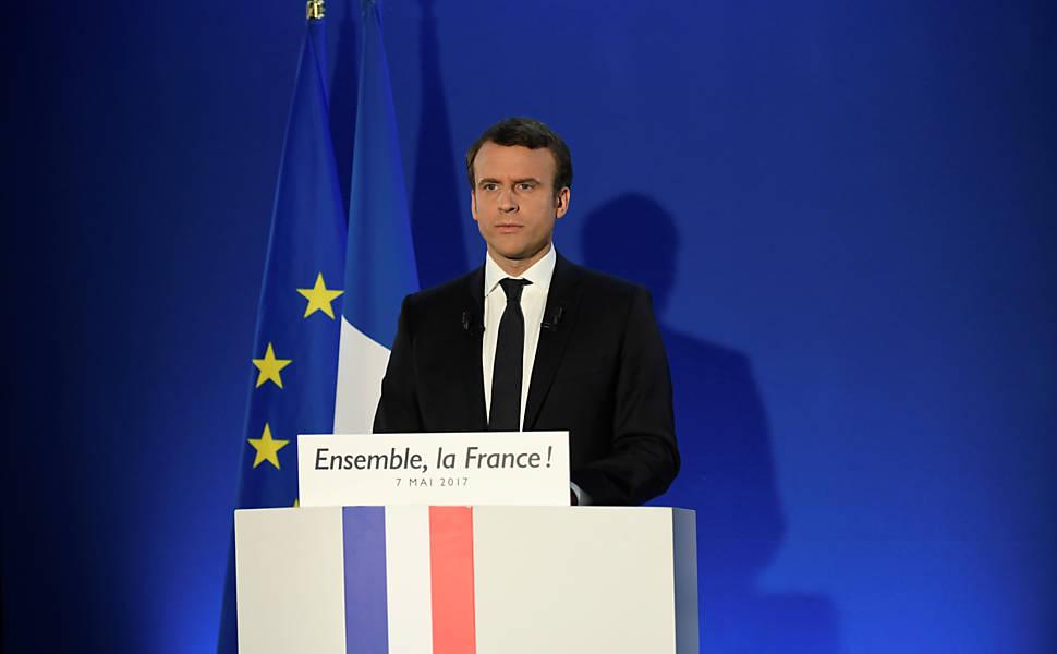 Eleição na França