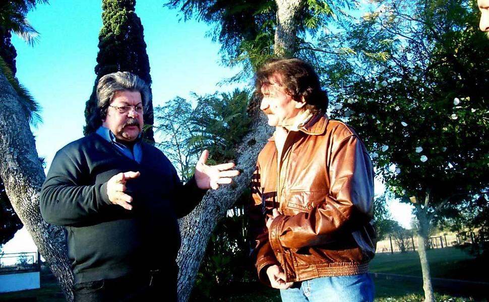 Belchior no Uruguai