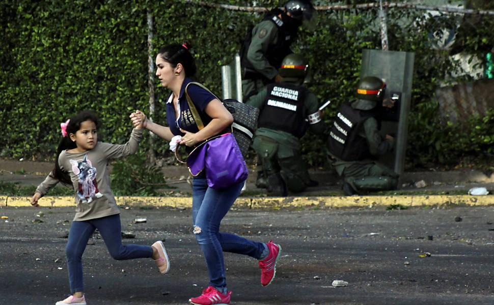 Conflitos na Venezuela