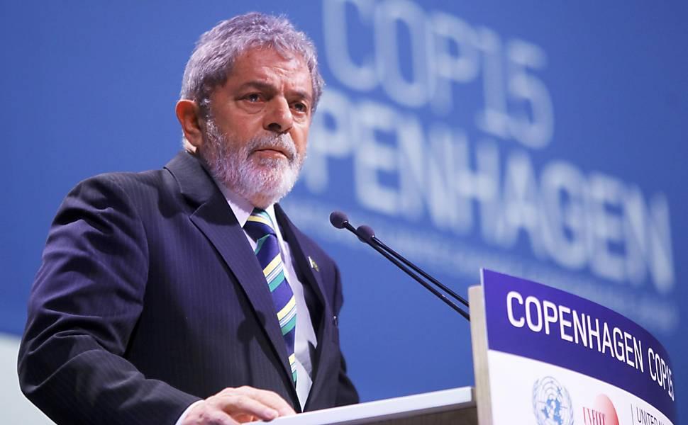 Gravata de Lula