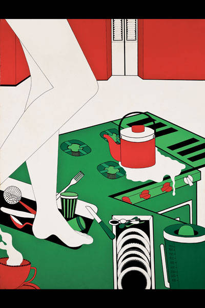 Veja algumas obras da artista Wanda Pimentel