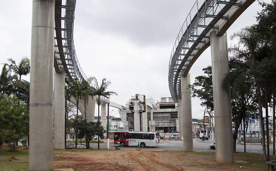 Avenida Sapopemba de cabo a rabo