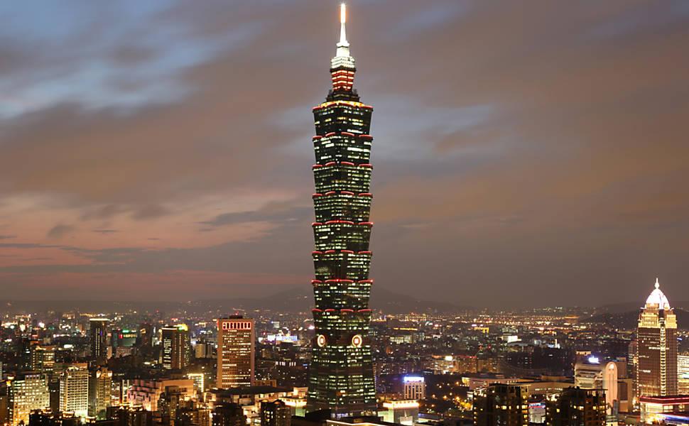 Taiwan, antes da pandemia