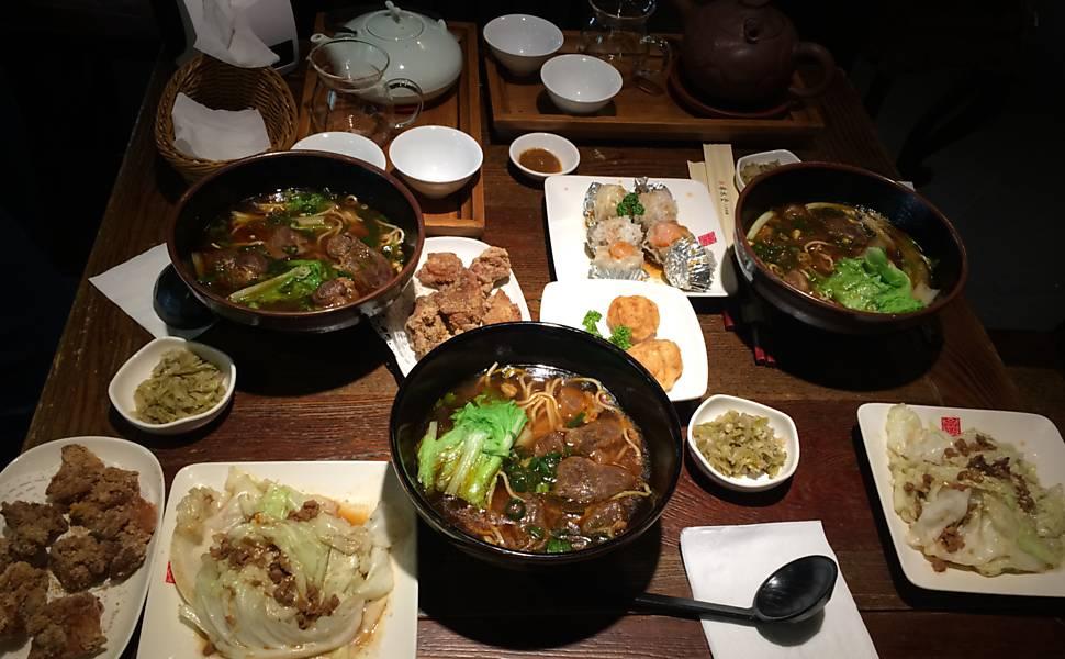 Culinária em Taiwan