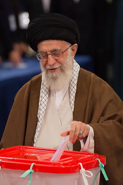 Eleições presidenciais no Irã