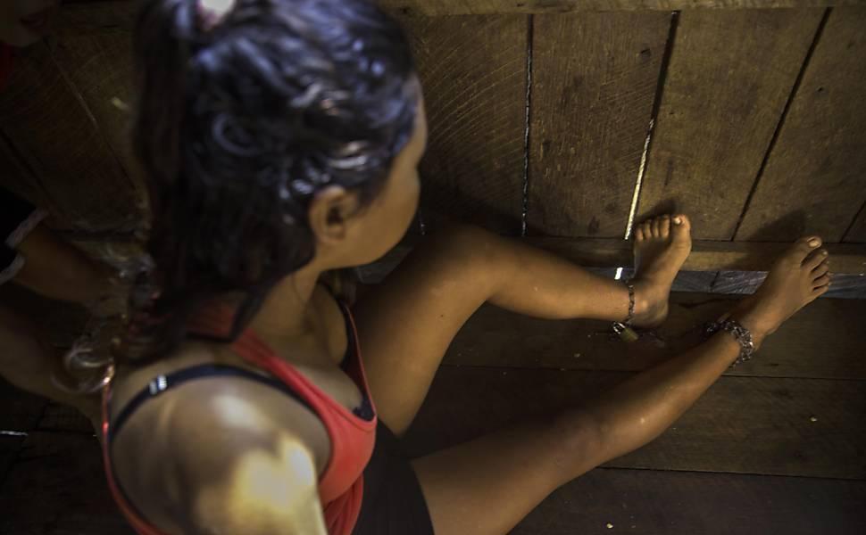 Exploração sexual infantil no Pará