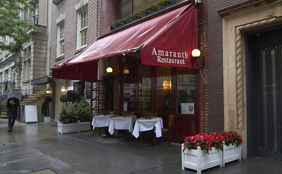 Lugares frequentados por Joesley em Nova York