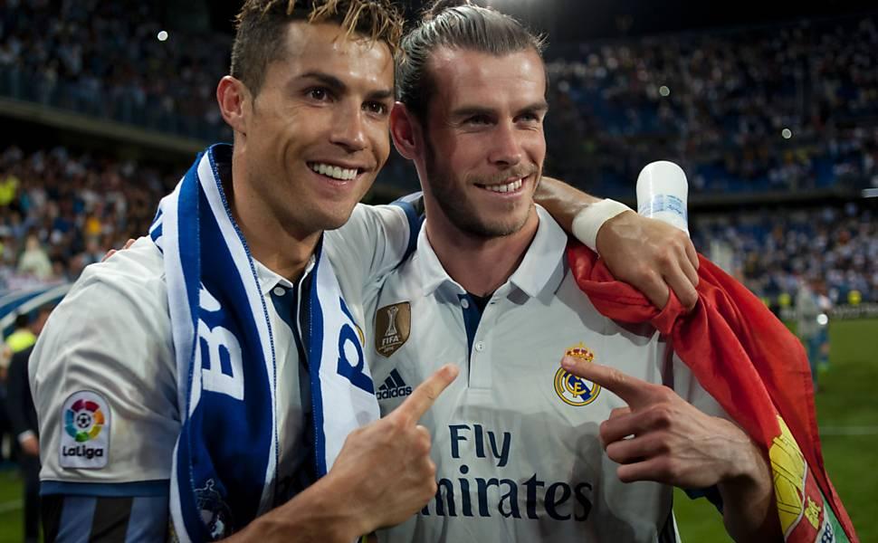 Isto é Gareth Bale