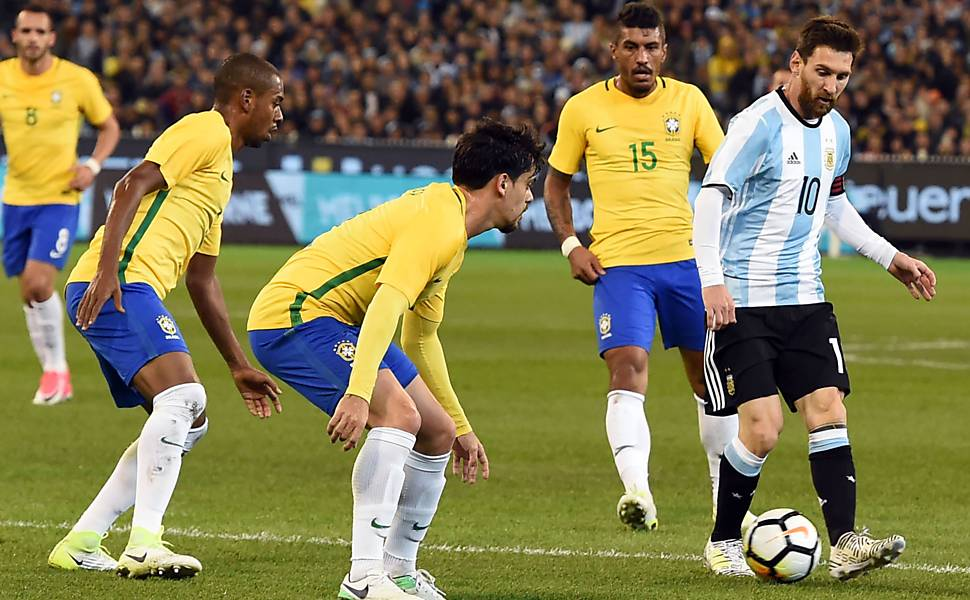 Brasil x argentina volei amistoso