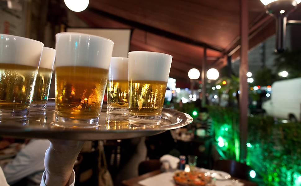 Os melhores bares de SP,  segundo o Datafolha