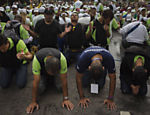 25ª edição da Marcha para Jesus,liderado pela Igreja Renascer em Cristo, deve reunir milhares de pessoas no Centro e Zona Norte de São Paulo nesta quinta-feira (15)
