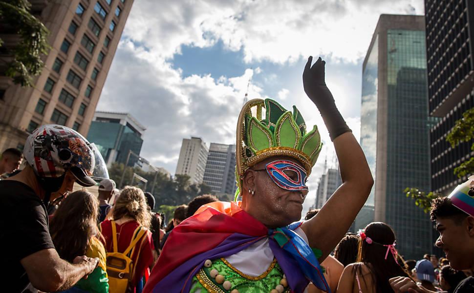 21ª edição da Parada LGBT em São Paulo