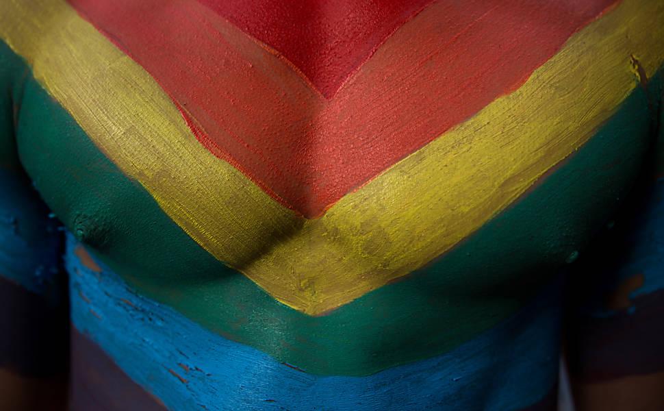 21� edi��o da Parada LGBT em S�o Paulo