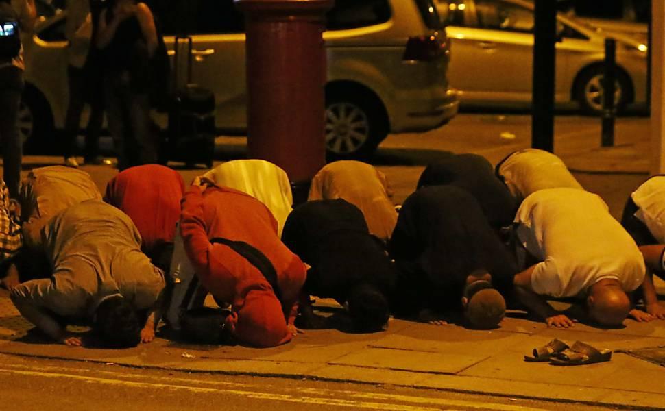 Ataque contra muçulmanos em Londres