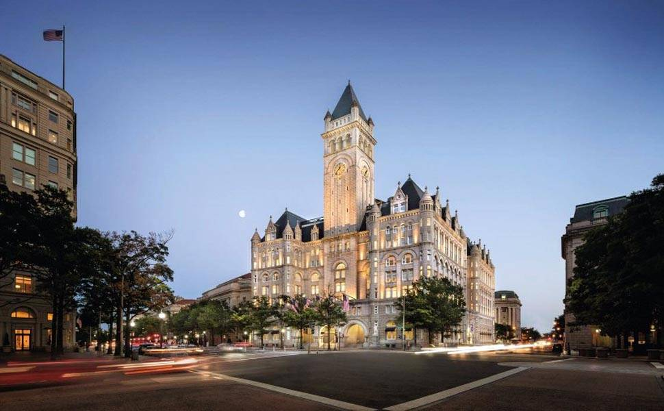 Trump International Hotel, em Washington