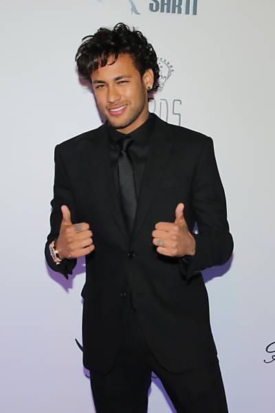 Jantar no Instituto Neymar Jr